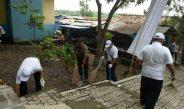 """Gerakan """"Sadar Wisata Dan Aksi Sapta Pesona"""" dari Kementerian Pariwisata Republik Indonesia di Gunung Kemungkus"""