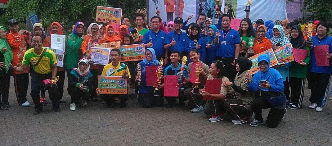 Kasdim 0815 Hadiri Puncak Peringatan HKN Ke-53 di Kota Mojokerto