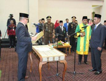 PAW Anggota DPRD Tanbu