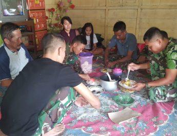 Satgas TMMD Buktikan TNI Sahabat Rakyat