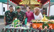 Syukuran Ulang Tahun ke-32 Brigif Para Raider 3 Kostrad
