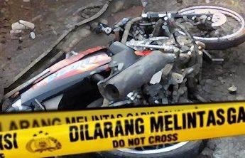 Laka Lantas Menewaskan Anggota Polres Kotabaru