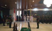 Kolonel Inf Bagus Suryadi Tayo Serahkan Tongkat Kepemimpinan Satuan