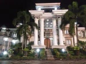 Zairullah-Rusli Gelar Syukuran di Istana Anak Yatim
