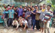 Ujang Suryantan Kades Taba Gindo Pilihan Masyarakat