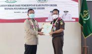 Bupati Gresik Hibahkan Bangunan Kantor Kejaksaan Negeri Termegah di Jawa Timur