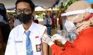 Peringatan HAN 2021, Gubernur Khofifah Ajak Lindungi Anak Jawa Timur dengan Masifkan Vaksinasi Covid-19